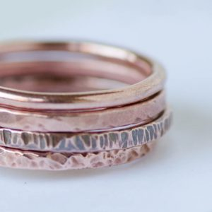 Copper Ring Textures